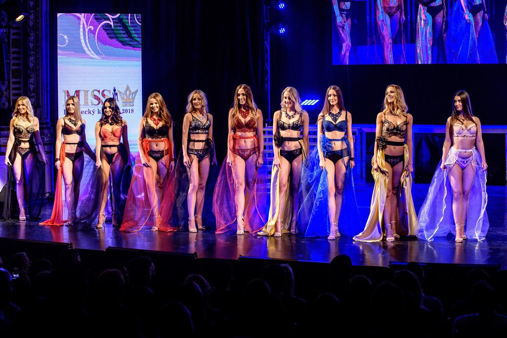 Finále Miss Liberecký kraj 2018<br />Autor: Vladimír Labaj