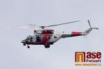 Cvičná záchrana osoby po dopravní nehodě v Hájích nad Jizerou