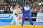 Turnovská judistka Julie Zárybnická pátá na Evropském poháru