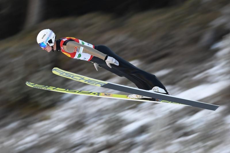 Tomáš Portyk na závodech světového poháru<br />Autor: Archiv Český svaz lyžařů, úsek severské kombinace