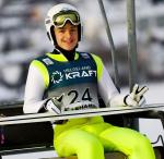 Tomáš Portyk na závodech světového poháru