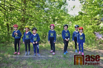 Dětská hasičská soutěž v Kundraticích