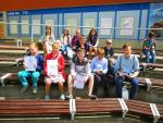 Účastníci ze ZŠ Žižkova turnov na regionálm kole soutěže Čteme všichni, vypráví jen někdo