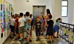 Děti zLibereckého kraje vDolánkách zjistily, Kde končí svět