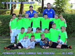 Ohlédnutí za 32. ročníkem turnaje přípravek v Lomnici