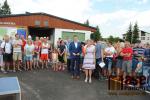 Slavnostní otevření sportovního areálu Hraběnka v Jilemnici