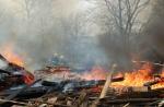 Foto: Školka lehla popelem