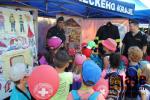 Dětský den s IZS v Semilech 2018