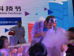 Tým liberecké iQlandie popularizoval vědu na festivalu vČíně