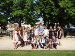 Dva žáci ze Žižkovky byli pasováni na rytíře Řádu krásného slova