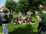 Osmáci ze Žižkovky vyrazili na literárně-historické kurzy