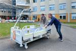 Nemocnice Turnov vymění nemocniční lůžka za 8,5 milionu