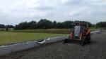 V Přepeřích už připravují fotbalové hřiště pro divizi