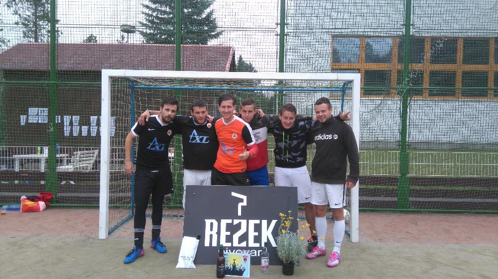 4. ročník fotbalového turnaje o Pelechovský pohár