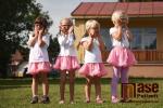 Loučení s předškoláky v roztocké školce