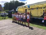 Oslava 50 let otevření koupaliště v Mříčné