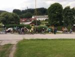 Pátý závod Jičínské cykloligy 2018
