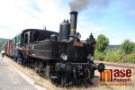 První prázdninová jízda parního vlaku Českým rájem