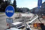 Rekonstrukce Palackého ulice v Turnově - 2. července 2018