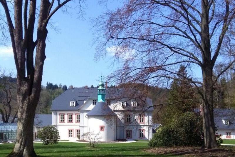 Zámecký areál Navarov<br />Autor: Archiv KÚ Libereckého kraje