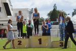 Vyhlášení závodu chodkyň na 5000 metrů