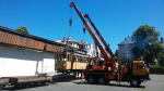Nad Technickým muzeem v Liberci opět létaly tramvaje