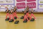 Družstva aerobiku soutěžila na druhém závodě v Brně