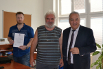 Gymnázium Jilemnice - Daniel Martínek a Václav Hartman