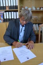 ISŠ Semily - Petr Holubička