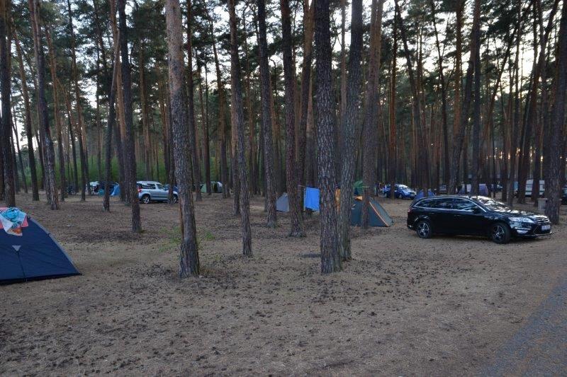Kontroly hasičů a policistů v kempech na Českolipsku<br />Autor: HZS Libereckého kraje