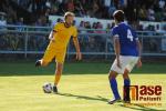 FOTO: Divizní derby v Turnově vyrovnané, bod navíc získaly Přepeře