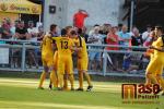 Divizní fotbalové derby FK Turnov - FK Přepeře