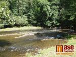 Aktuální stav vody v Jizeře od Horní Sytové po Benešov u Semil - Podolí