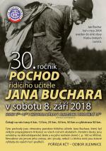 30. ročník pochodu řídícího učitele Jana Buchara