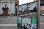 Exteriérová kolekce putovní výstavy Má vlast cestami proměn v Turnově