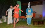 Obrazem: V Libštátě hráli Sen noci svatojánské