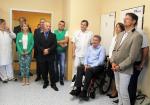 Otevření nové lékárny a předání cétéčka v turnovské nemocnici