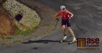 Noční prolog Krkonošského turné na kolečkových lyžích v jilemnickém areálu Hraběnka