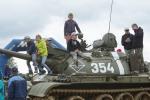 17. ročník sjezdu traktorů v Bozkově
