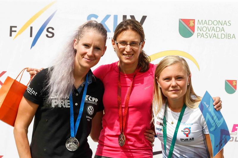 Sandra Schützová v závodech světového poháru<br />Autor: Flavio Becchis