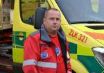 Převzetí nových sanitek pro Zdravotnickou záchrannou službu Libereckého kraje