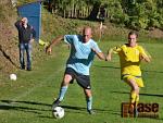 Utkání okresního fotbalového přeboru Libštát - Stružinec