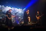 Koncert Debill Heads a Komunál v bozkovské sokolovně