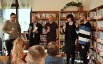 Slavnostní vyhlášení druhého ročníku literární soutěže Střípky z Ráje