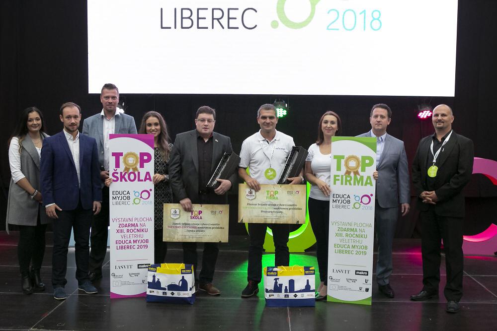Educa MyJob Liberec 2018<br />Autor: Archiv Educa Myjob Liberec