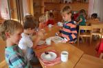 Vaření ve Waldorfské mateřské škole Turnov