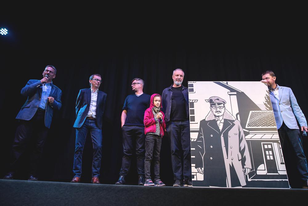 Slavnostní otevření kina v Lomnici nad Popelkou po jeho rekonstrukci<br />Autor: Radek Hlubuček