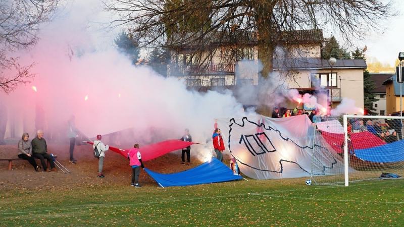 Utkání okresního fotbalového přeboru SK Studenec - SK Mírová<br />Autor: Archiv SK Studenec