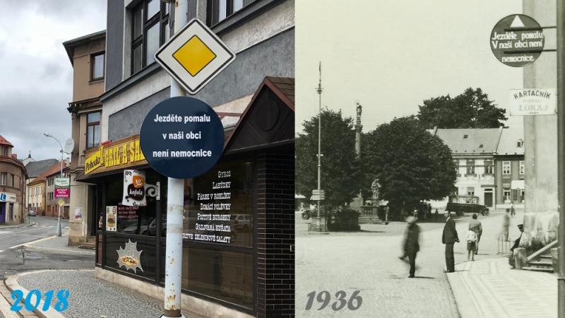 Obě značky<br />Autor: Archiv Lenky Morávkové