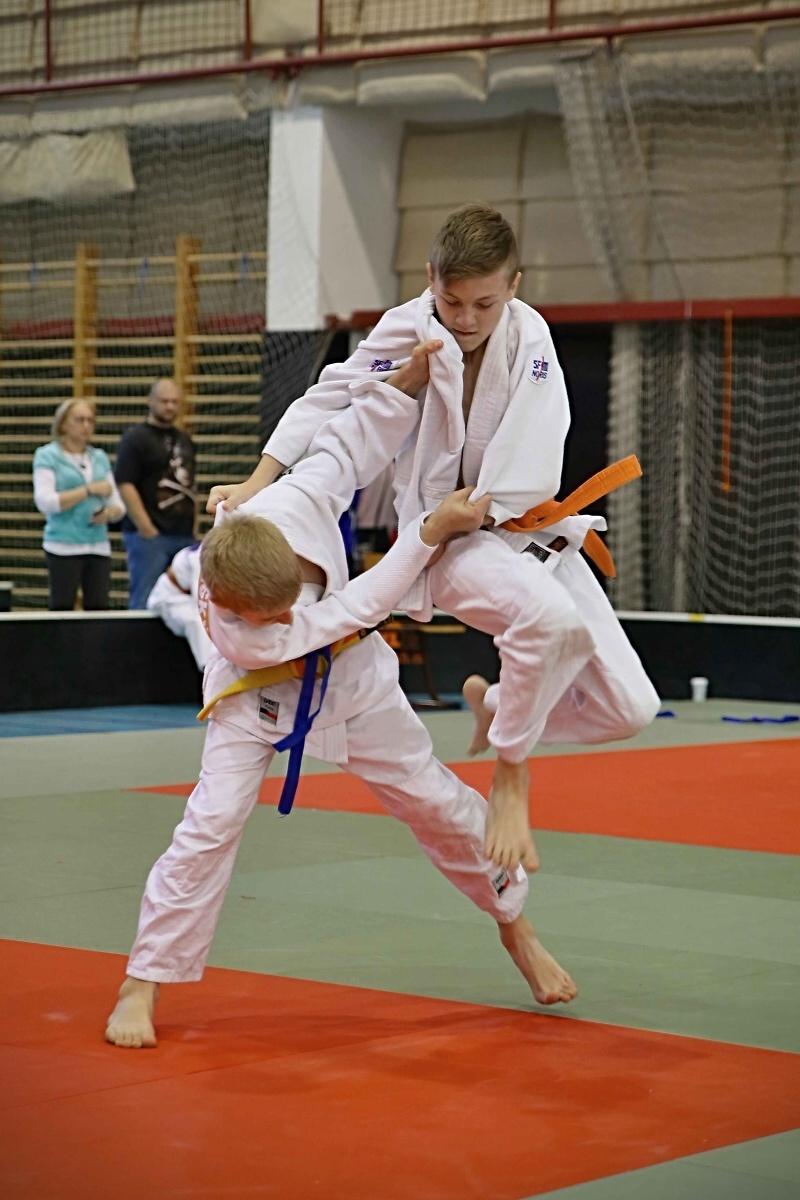 Třetí kolo Samurajské katany v Liberci<br />Autor: Archiv TSC judo Turnov